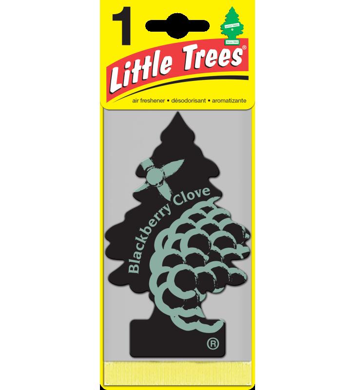 Little Trees - Blackberry Clove (1 pack)