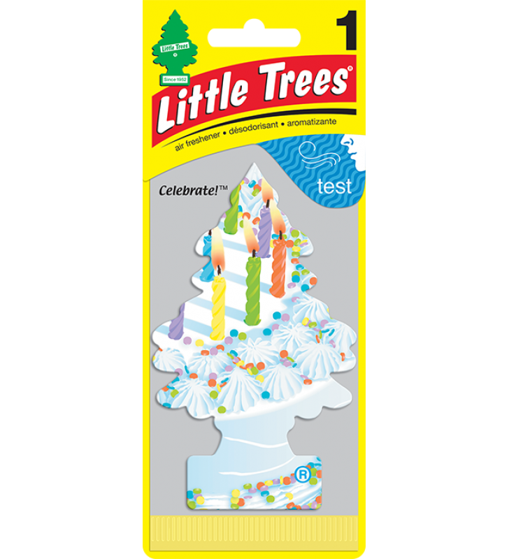 Little Trees - Celebrate (1 pack)