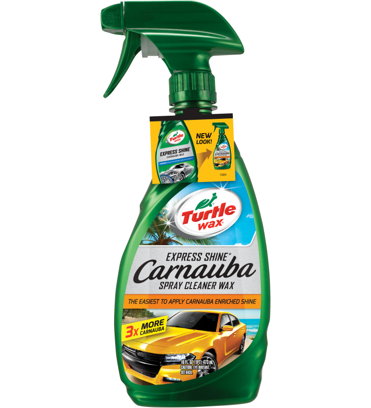 Turtle Wax Express Shine Carnauba Spray Wax - 16oz