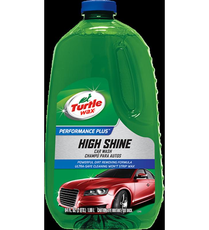 Turtle Wax High Shine Car Wash - 64oz