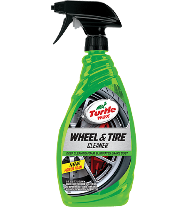 Turtle Wax All Wheel & Tire Cleaner - 23oz