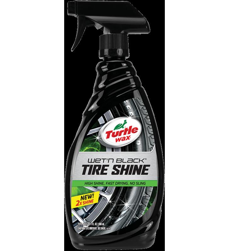 Turtle Wax Wet'n Black Tire Shine - 680ml