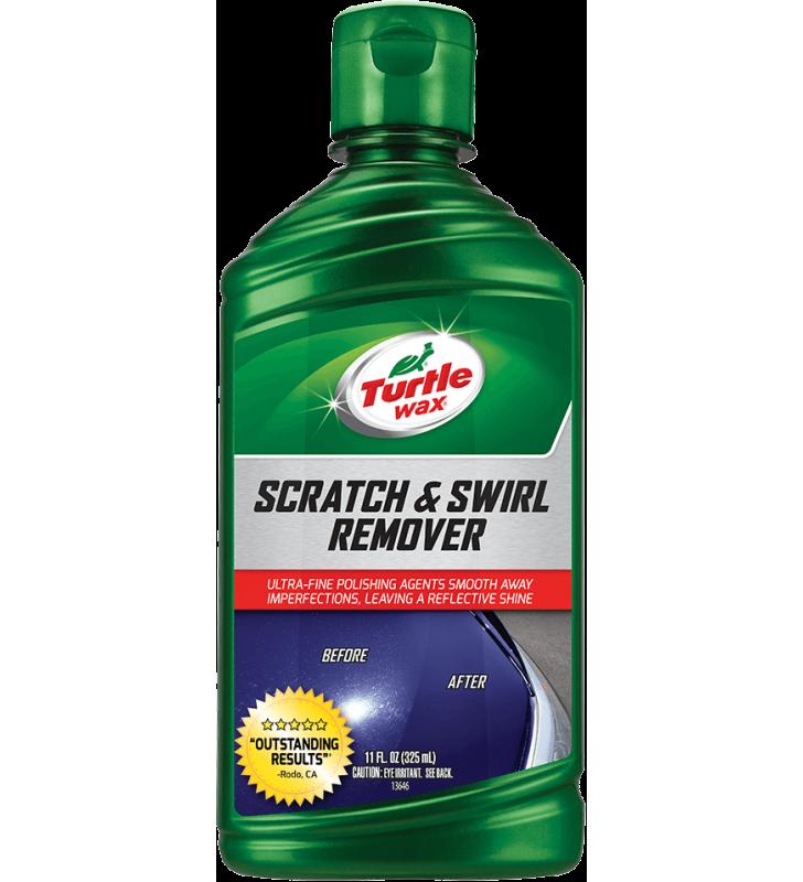 Turtle Wax Scratch & Swirl Remover - 11oz