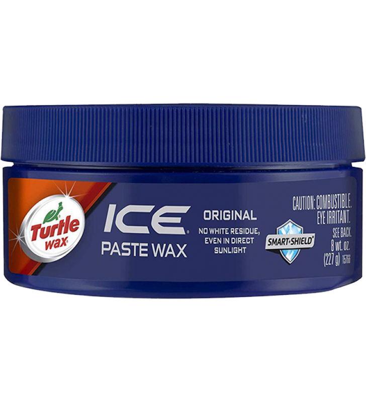 Turtle Wax Ice Paste Wax - 8oz