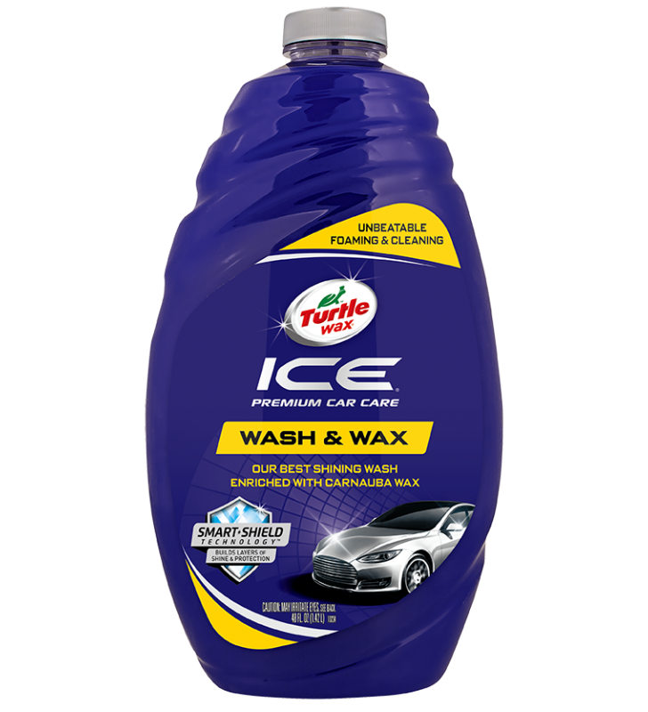Turtle Wax Ice Car Wash & Wax - 48oz