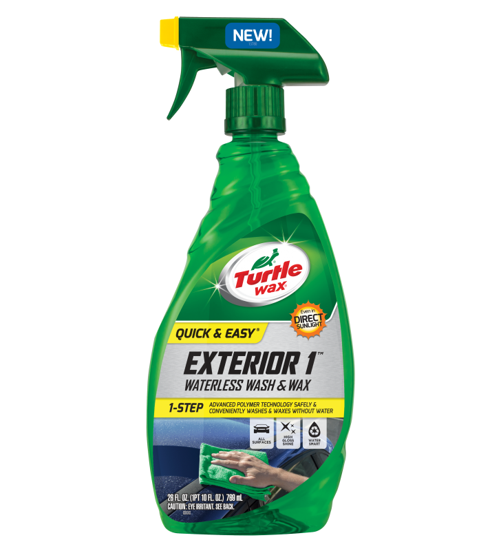 Turtle Wax Exterior 1 Waterless Wash & Wax - 26oz