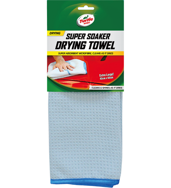 Turtle Wax Super Soaker Drying Towel