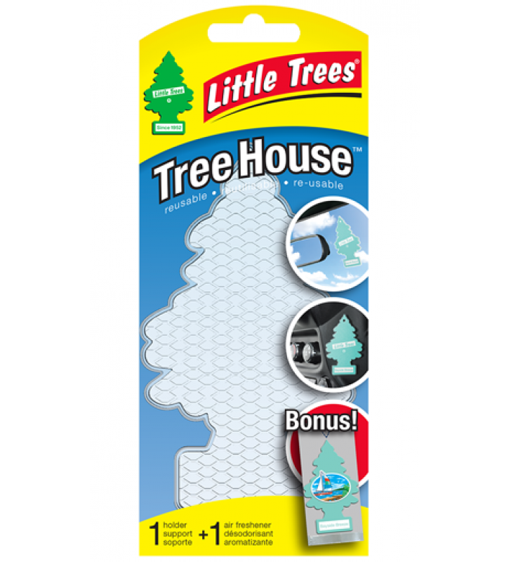Little Trees Tree House - Clear