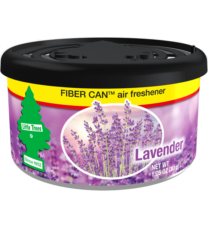 Little Trees Fiber Can - Lavender