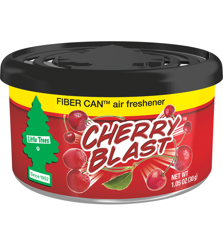 Little Trees Fiber Can - Cherry Blast