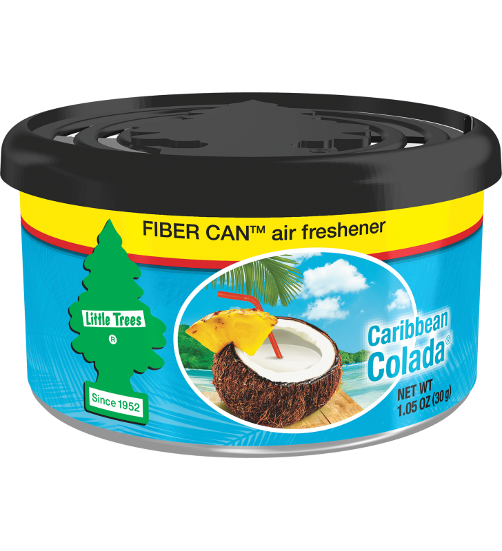 Little Trees Fiber Can - Caribbean Colada