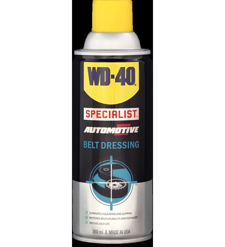 WD-40® Specialist™ Automotive Belt Dressing - 360ML