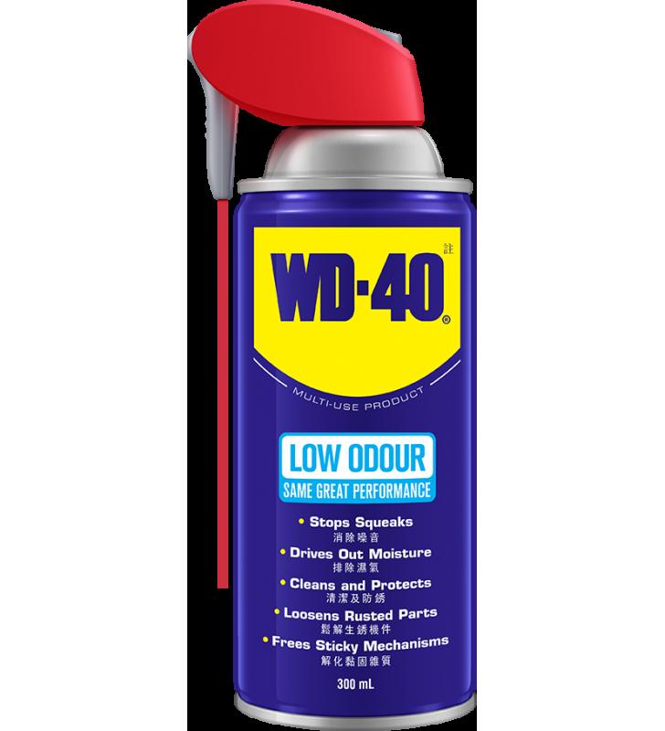 WD-40® Multi-Purpose Anti-Rust Lubricant(Low Odour) - 300ml