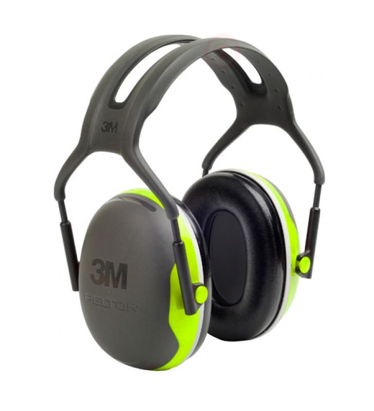 3M™ PELTOR™ X4 Earmuffs X4A, Over-the-Head