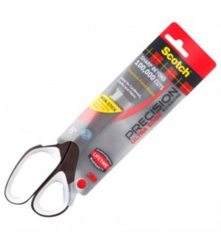 """3M 1468 Scotch™ Precision Ultra-Edge Titanium Non-stick Scissors 8"""""""