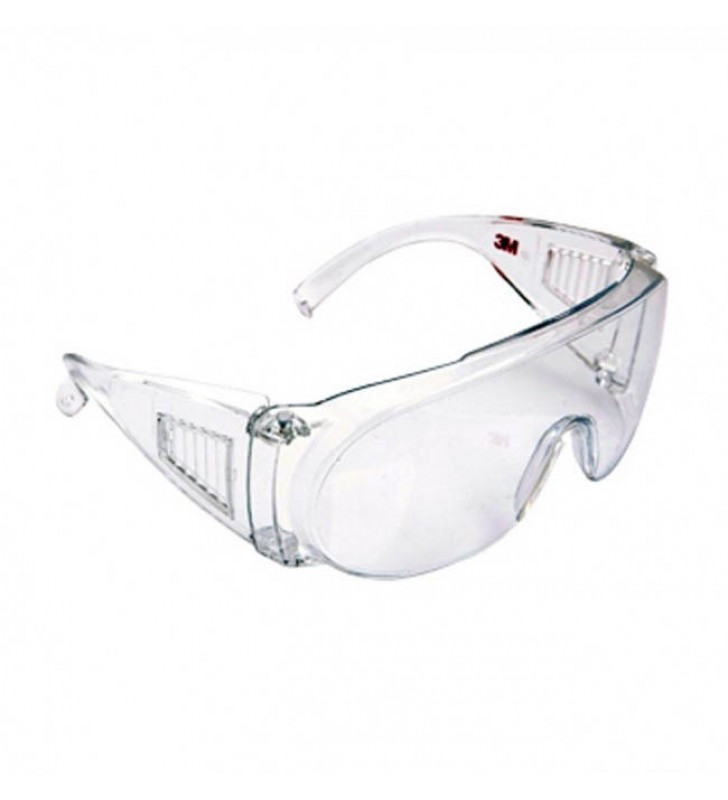 3M 1611 Clear Lens Safety Goggles