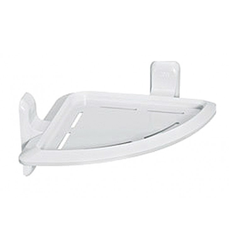 3M Command™ Bathroom Organization Series - Corner Shelf 17627B