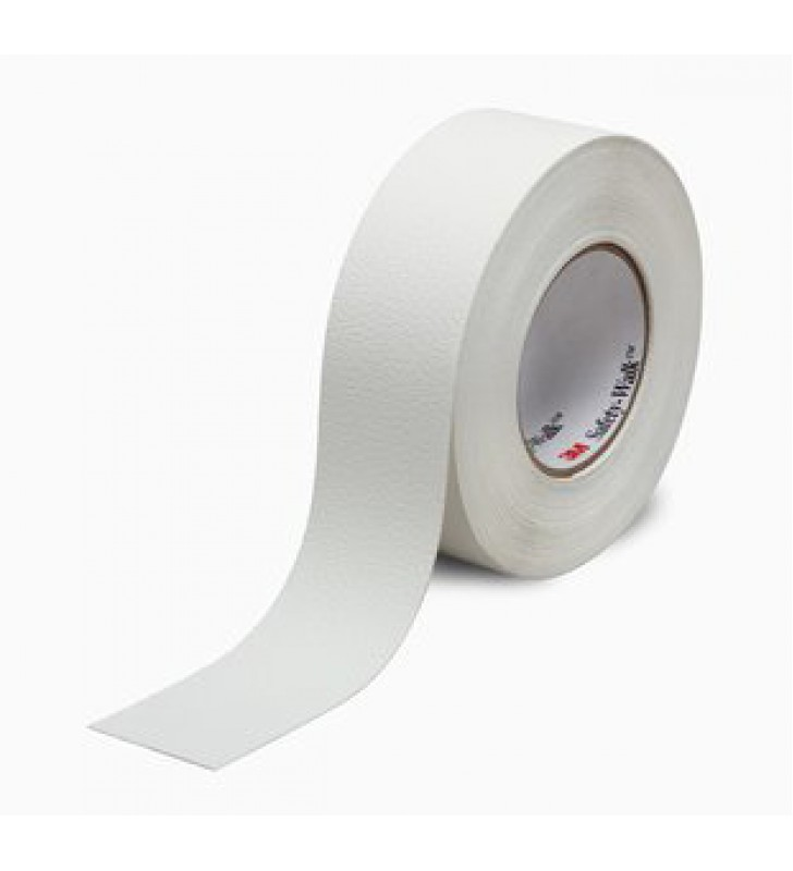 "3M™ Safety-Walk™ Slip-Resistant Fine Resilient Tapes and Treads 280 (White) 1"" x 60'"