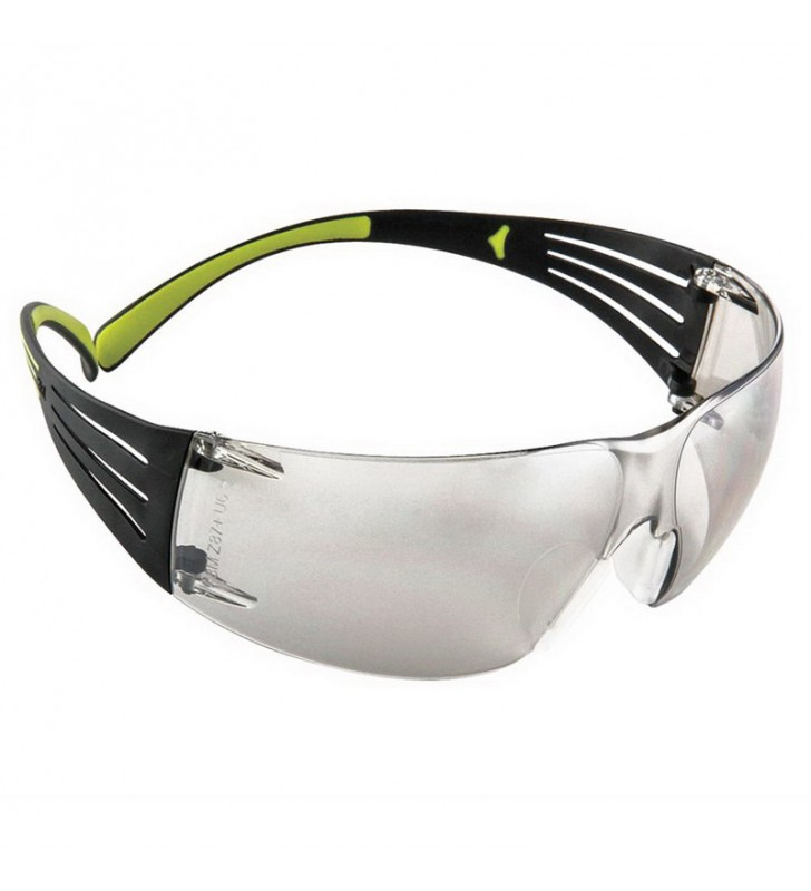 3M™ SecureFit™ Protective Eyewear SF410AS, Indoor/Outdoor Mirror Lens