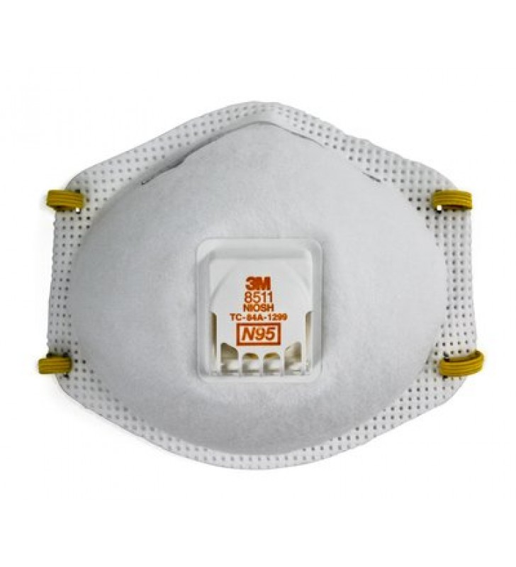 3M 8511 N95 Particulate Respirator (10pcs/box)
