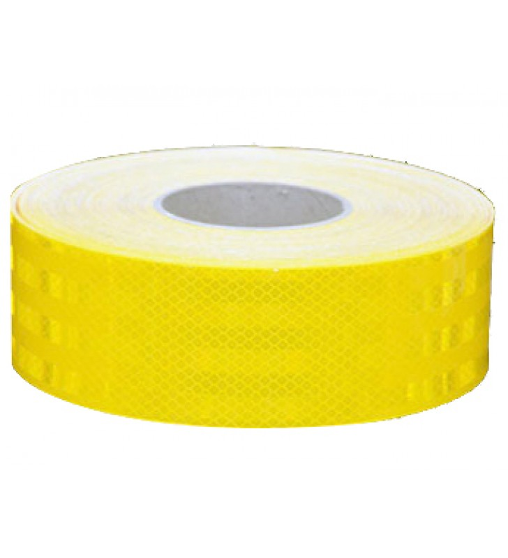 "3M™ Diamond Grade™ Conspicuity Markings Series 983 Fluorescent Yellow 2"" x 50yds"