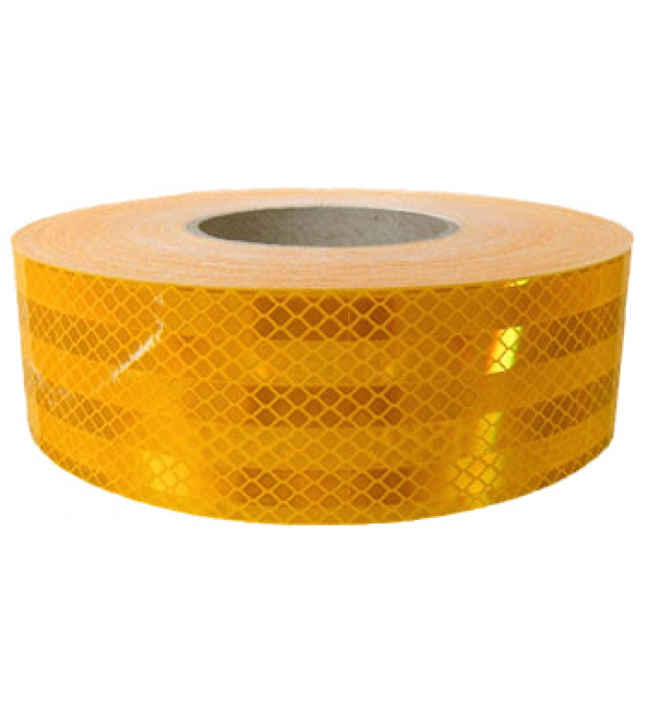 "3M™ Diamond Grade™ Conspicuity Markings Series 983 Yellow 2"" x 50yds"