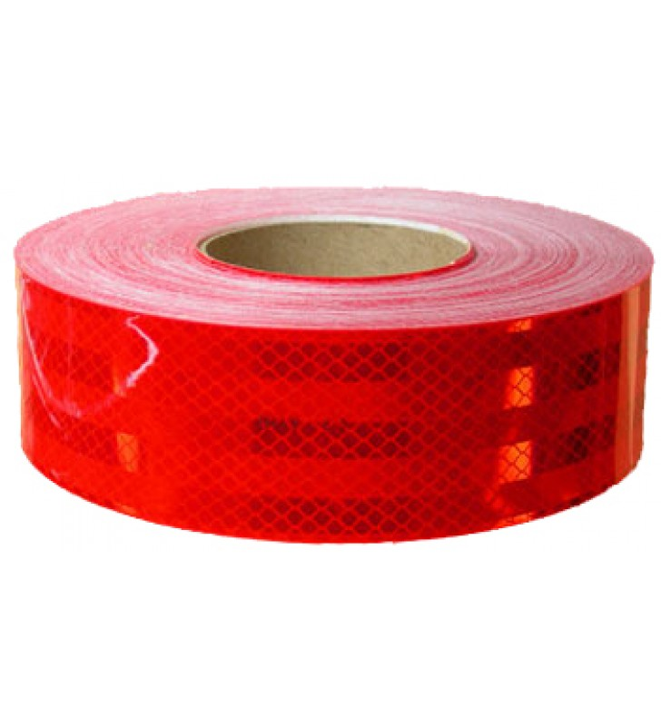 "3M™ Diamond Grade™ Conspicuity Markings Series 983 Red 2"" x 50yds"
