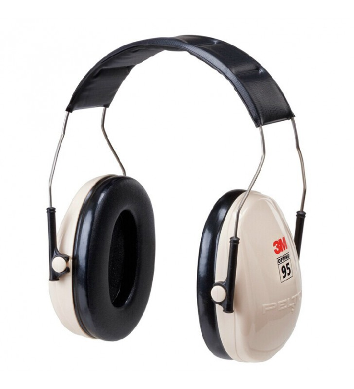 3M™ PELTOR™ Optime™ 95 Earmuffs H6A/V, Over-the-Head