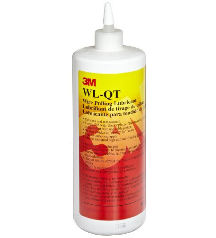 3M™ Wire Pulling Lubricant Gel WL-QT - 0.95L