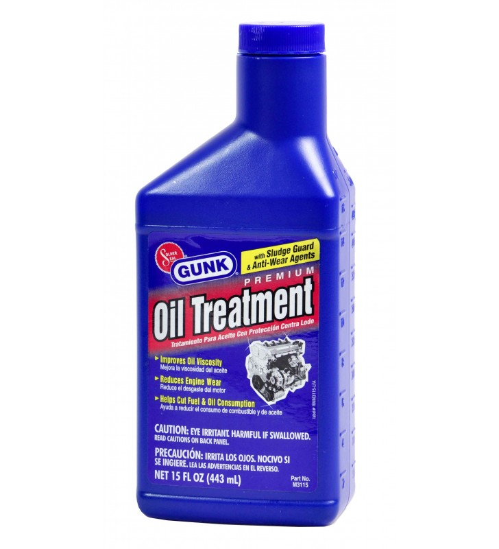 GUNK Premium Oil Treatment - 15oz