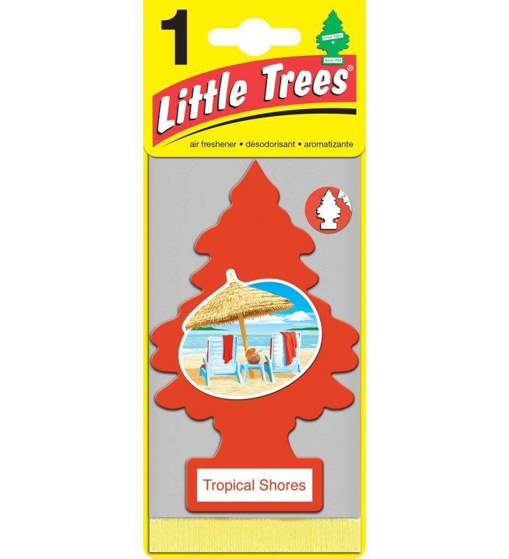 Little Trees - Tropical Shores (1 pack)