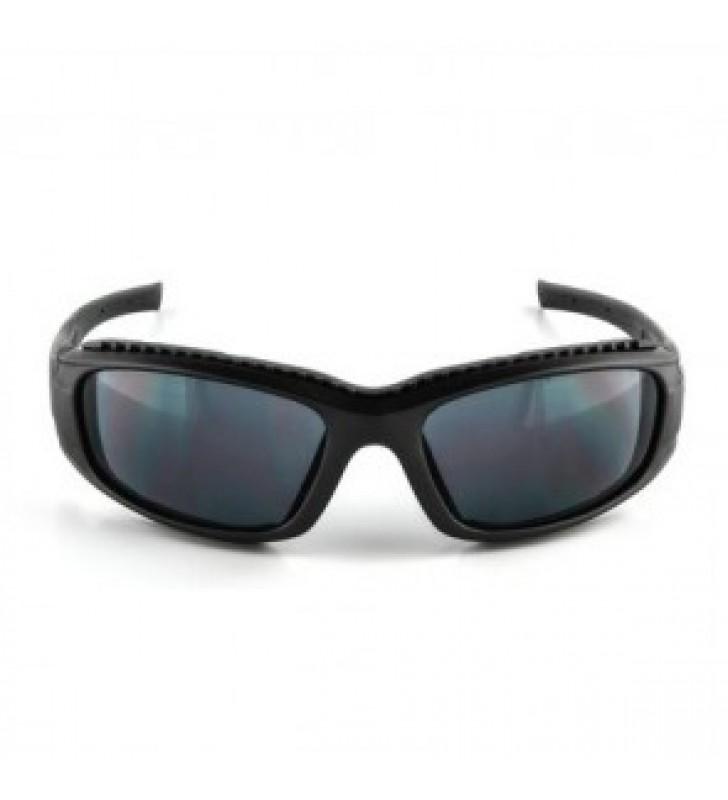3M™ Safety Sunwear SS1502AF-B, Black Frame, Gray AF Lens