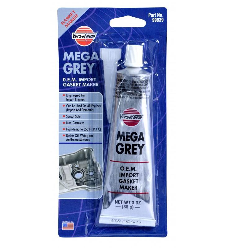 VersaChem 99939 Mega Grey OEM Silicone 3oz