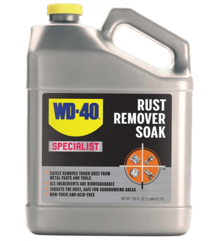 WD-40® SPECIALIST Rust Remover Soak - 1 Gal